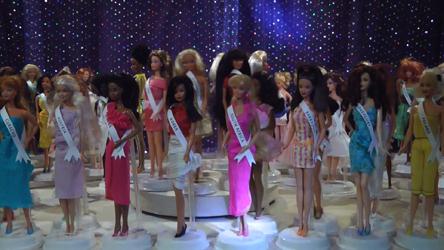 Miss Universe Pageant Contest Barbie